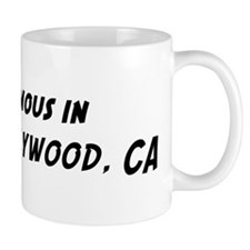 Famous in North Hollywood Mug