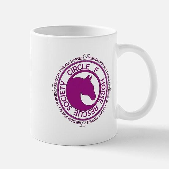 Circle of Freedom violet Mug