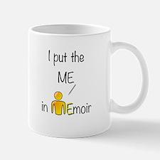 I put the ME in Memoir - Yellow Mug