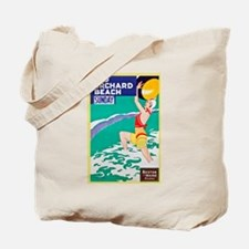 Maine Travel Poster 2 Tote Bag