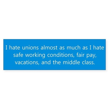 Union Sarcasm