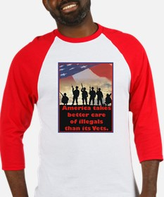 America takes better care Baseball Jersey