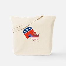 Screwing America Tote Bag