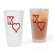 Kappa Sweet Drinking Glass