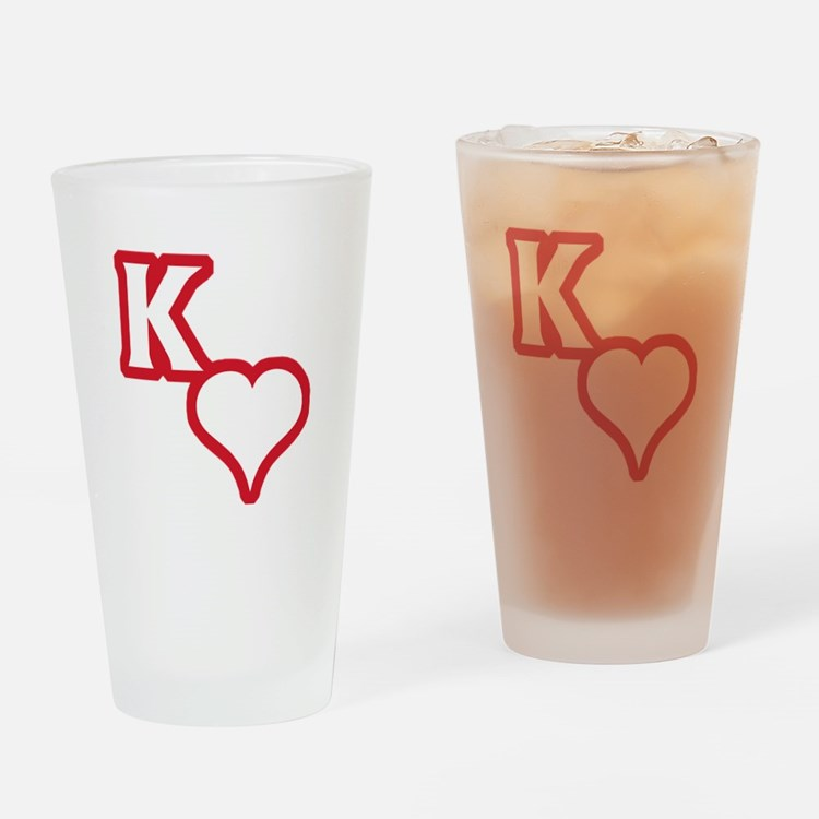 Kappa Sweet Drinking Glass