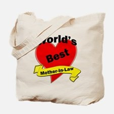 Cute Mother law day Tote Bag