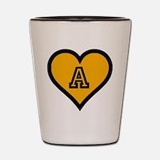 Alpha Sweetheart Shot Glass