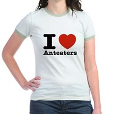 I Love Anteaters T