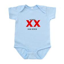 Dos Xixis Body Suit