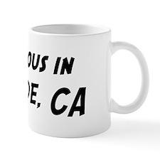 Famous in Woodside Mug