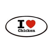 I Love Chicken Patches
