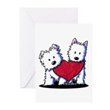 Dogs Greeting Cards (20 Pack)