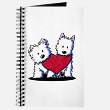 Heartfelt Westies Journal