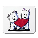 Dog breed Classic Mousepad