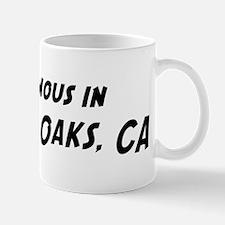 Famous in Sherman Oaks Mug