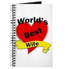 Yellow wedding Journal