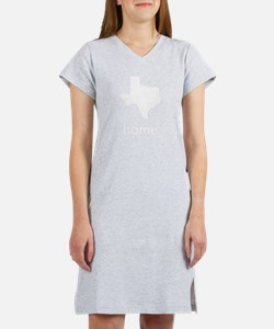 TXhome Women's Nightshirt