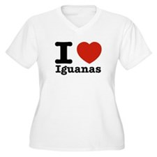 I Love Iguanas T-Shirt