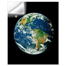 Whole Earth (Blue Marble 2000) Wall Decal