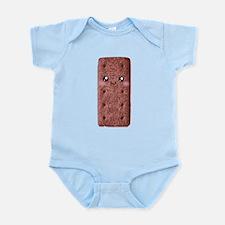 Cute Chocolate Cookie Infant Bodysuit