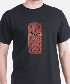 Cute Chocolate Cookie T-Shirt