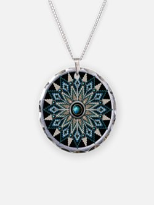 Native American Rosette 04 Necklace