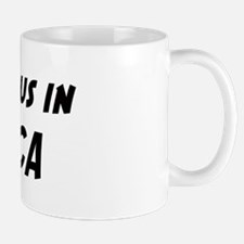 Famous in Yolo Mug