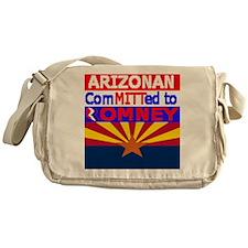 arizonaromneyflag.png Messenger Bag
