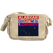alaskaromneyflag.png.png Messenger Bag