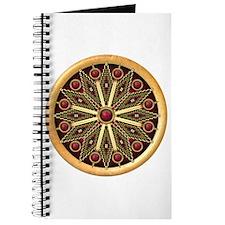 Native American Rosette 05 Journal