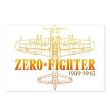 ZEROFIGHTER4 Postcards (Package of 8)