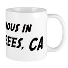 Famous in Seven Trees Mug