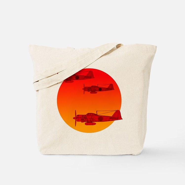 ZEROFIGHTER2 Tote Bag