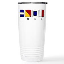 nautical Josh Travel Mug