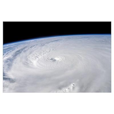 Hurricane Ivan Poster