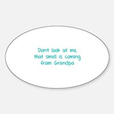 Don't look at me Decal