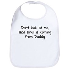 Don't look at me Bib