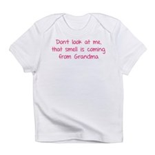 Don't look at me Infant T-Shirt