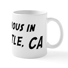 Famous in Newcastle Mug