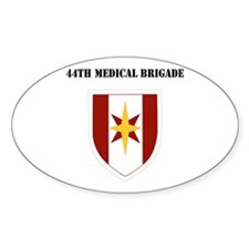 SSI - 44th Medical Brigade with Text Decal