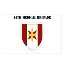 SSI - 44th Medical Brigade with Text Postcards (Pa
