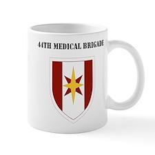 SSI - 44th Medical Brigade with Text Mug