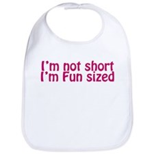 i'm Fun Sized Bib