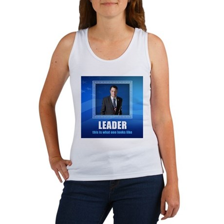 Leader: This is What One Looks Like Women's Tank