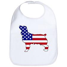 USA Boykin Spaniel Bib
