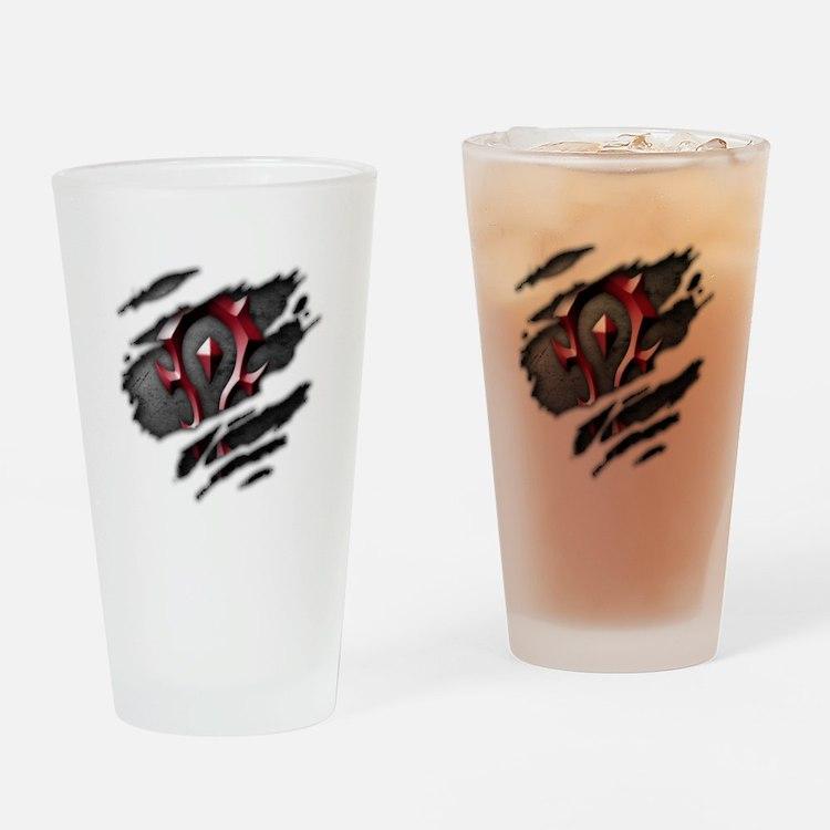 Horde Drinking Glass