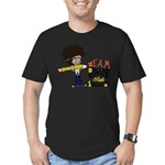 D.R.E.A.M Project Men's Fitted T-Shirt (dark)