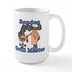 Grill Master Randon Mug