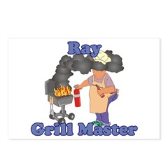 Grill Master Ray Postcards (Package of 8)