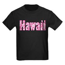 Hawaii/Pink Hibiscus T